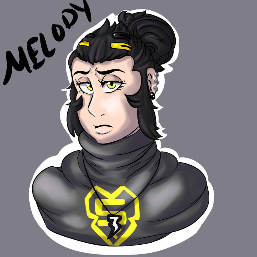 Melody Redesign by GeekWayne