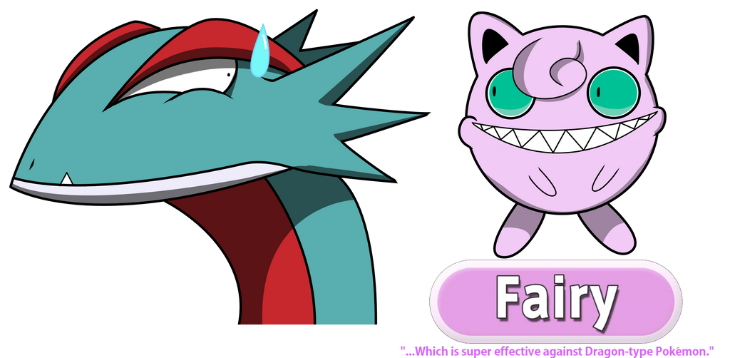 Fairy Type Pokemon by RadSpyro on DeviantArt