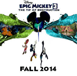 Epic Mickey 3 Teaser!