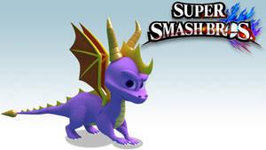 Super Smash Bos: Spyro the Dragon