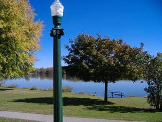 Bixler Lake Park by LilyNBlue