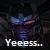Beast Wars Megatron: Yes