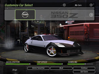 NFS Underground 2 - My Cars by Muscle-Tone-01 on DeviantArt