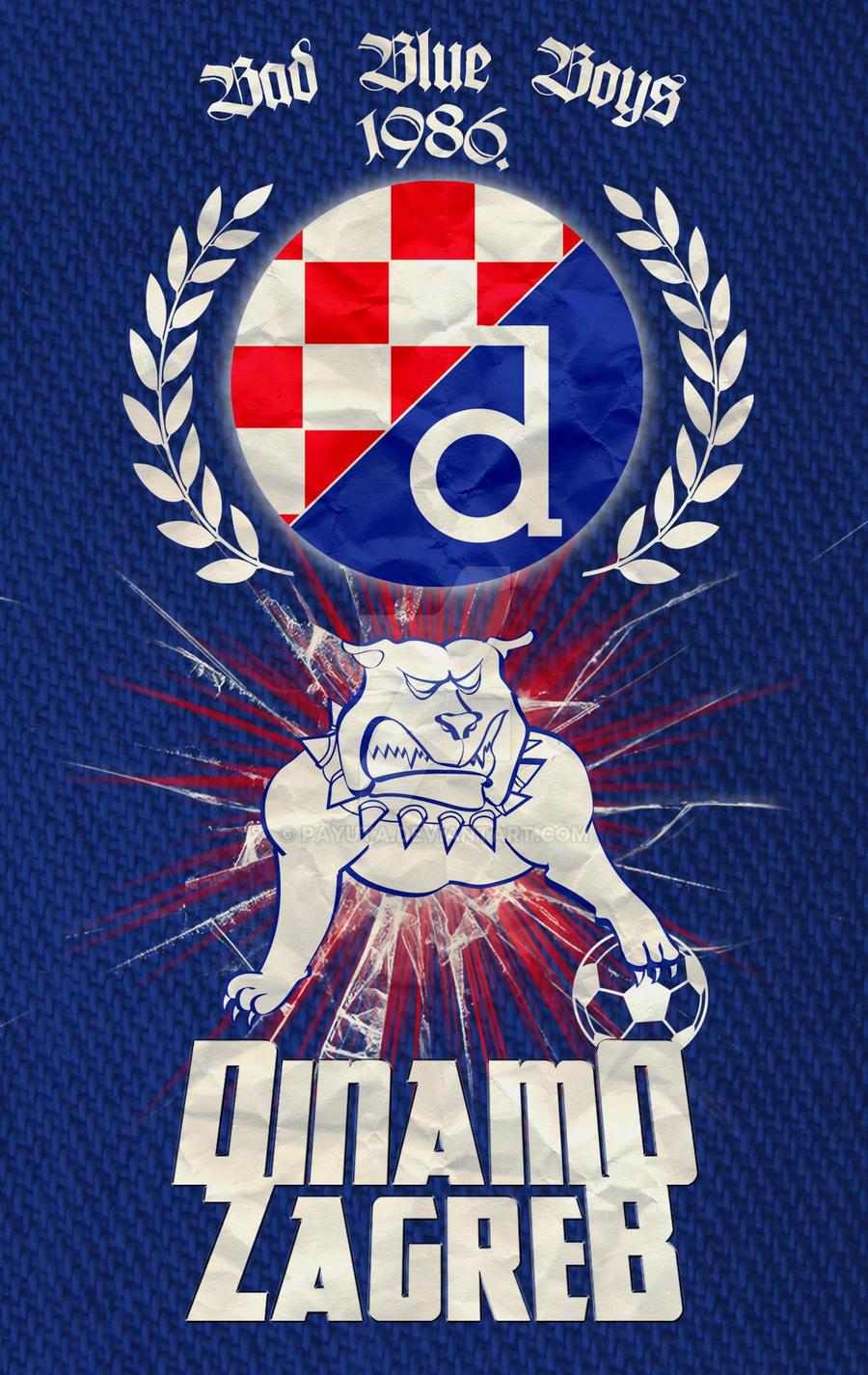 DINAMO ZAGREB Logo Vector~ Format Cdr, Ai, Eps, Svg, PDF, PNG  |Dinamo Zagreb