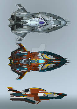 Starlight - Exterior Paint Set