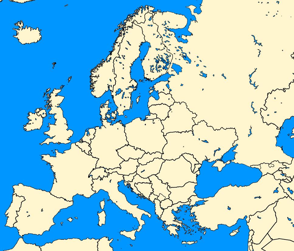 Superb Europe ...