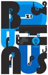 BAUHAUS Font Poster