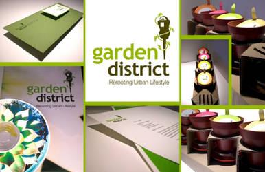 Garden District Campaign