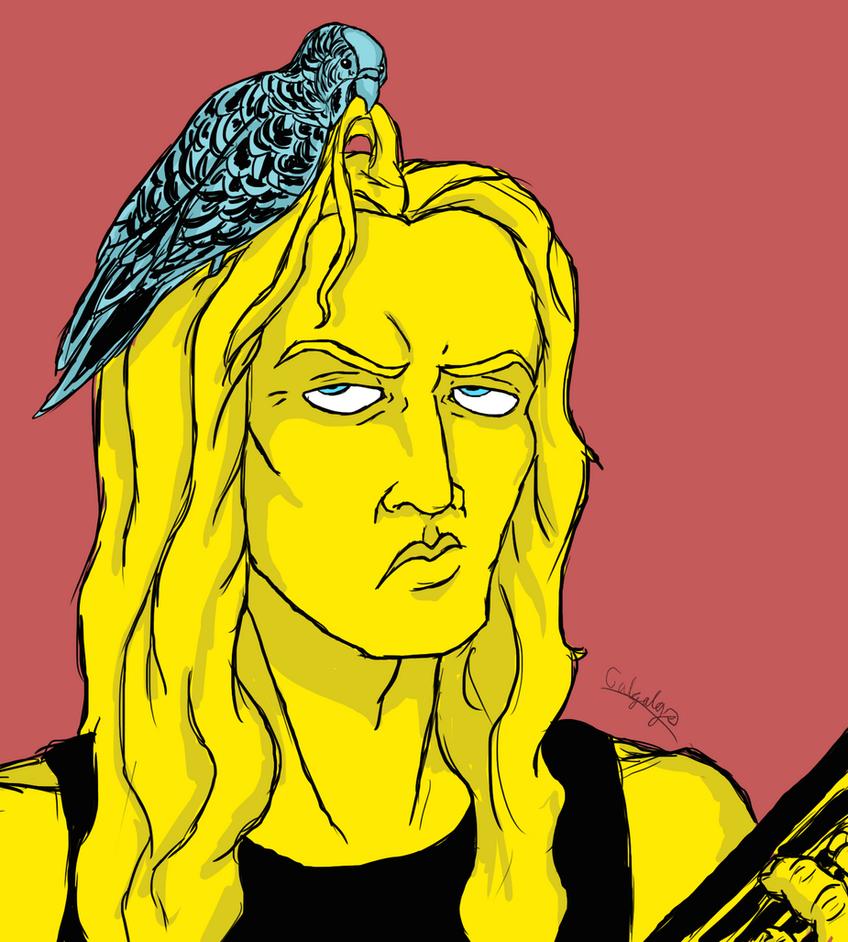 Damn birds by Galgalgo