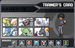 Xandrite Trainer Card