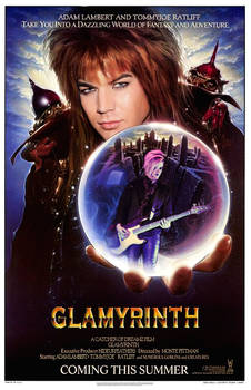 Glamyrinth Poster
