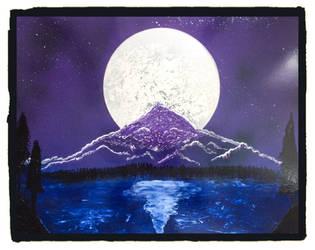 Moonrise by rahulmukerji