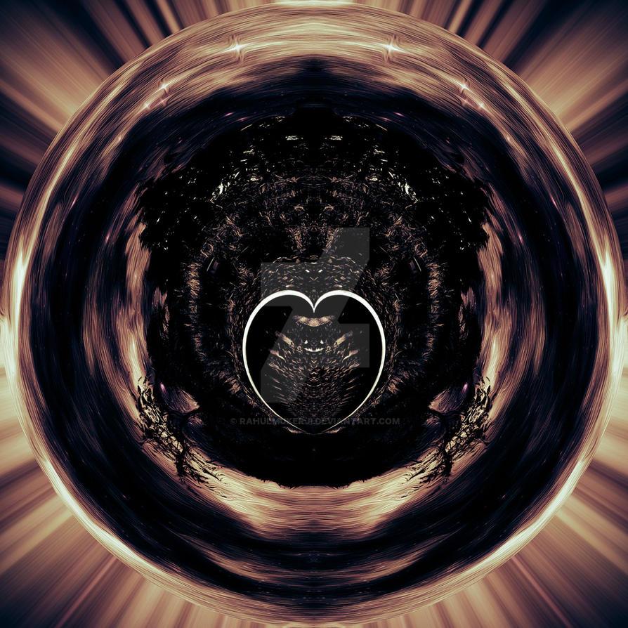 Heart Of The Matter II by rahulmukerji