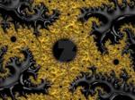 Black Holed Sun