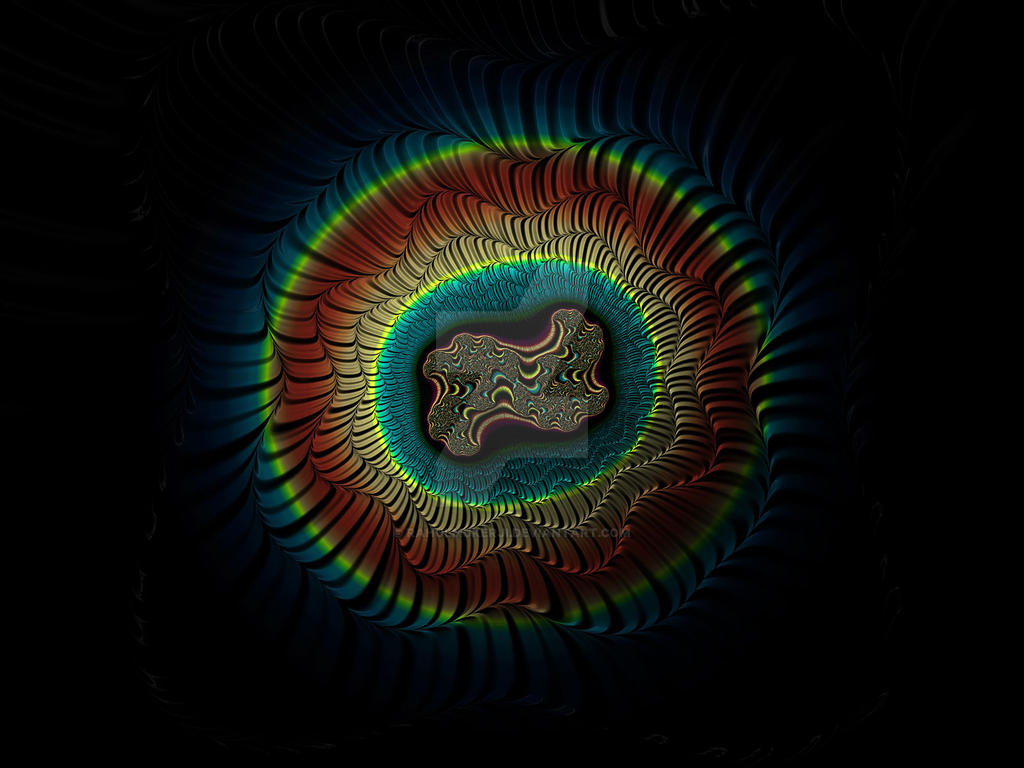 Fractal Supernova I