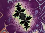 Fractals in Purple