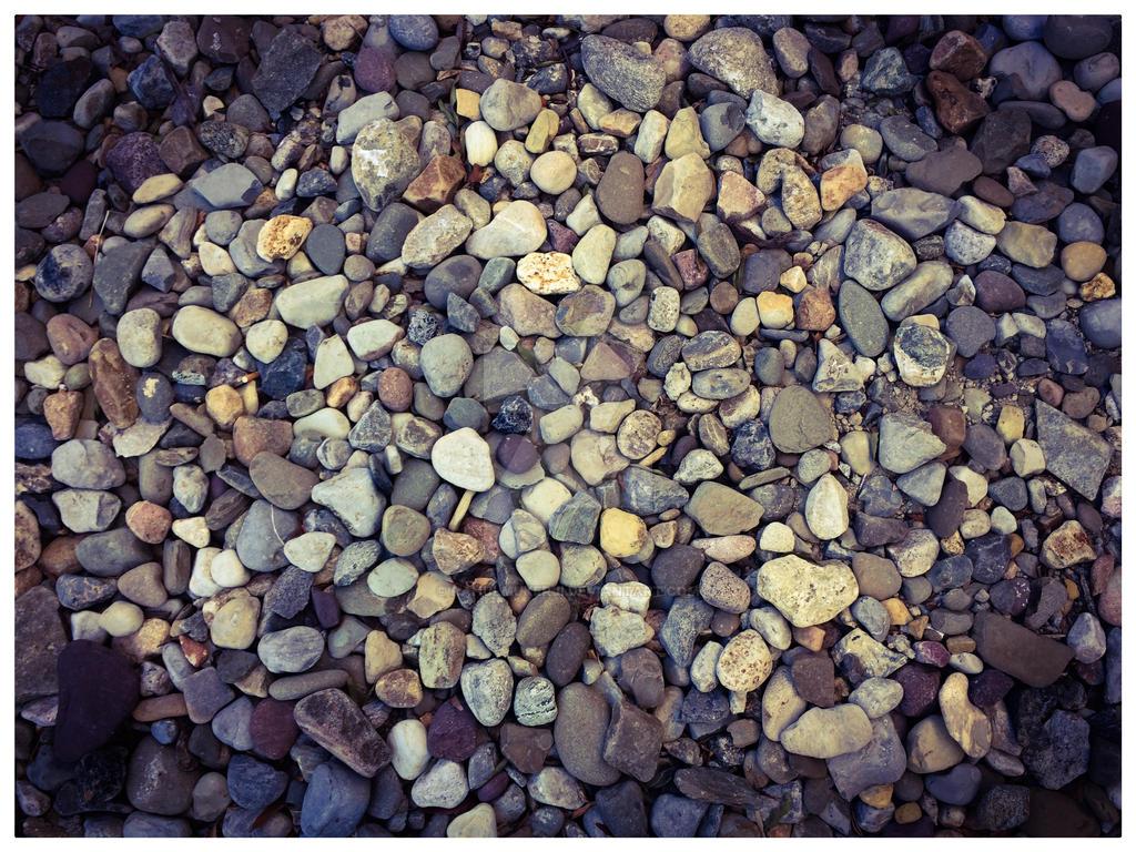 Pebbles I by rahulmukerji