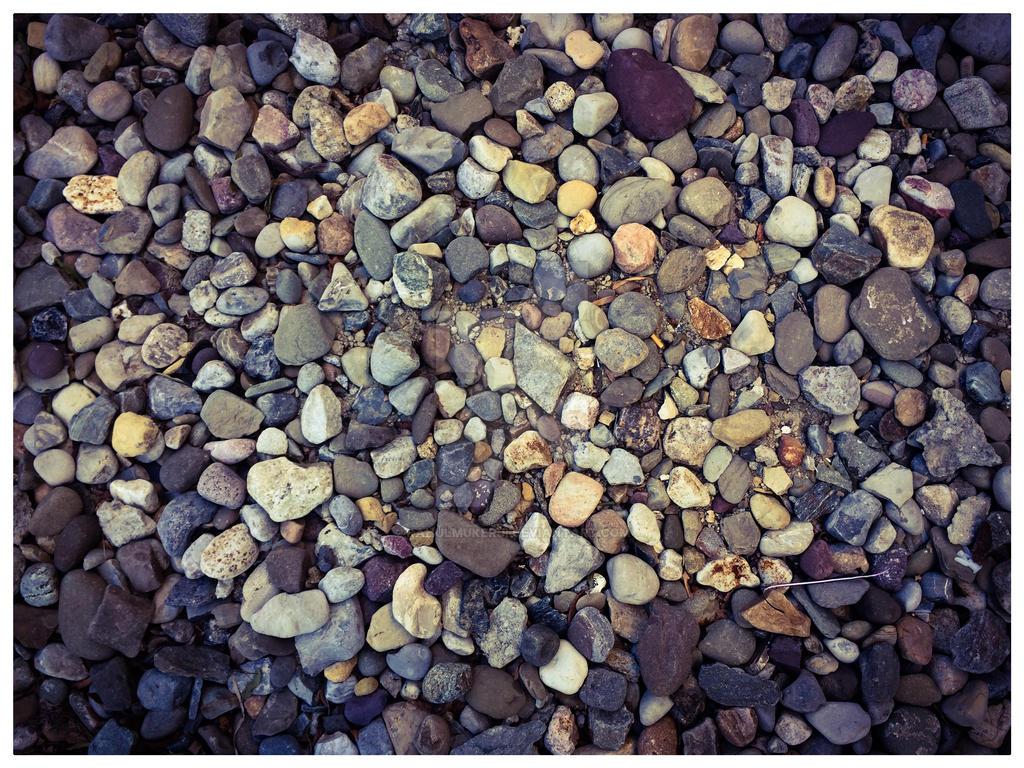 Pebbles II by rahulmukerji