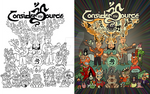 Before After: Consider the Source Poster Design