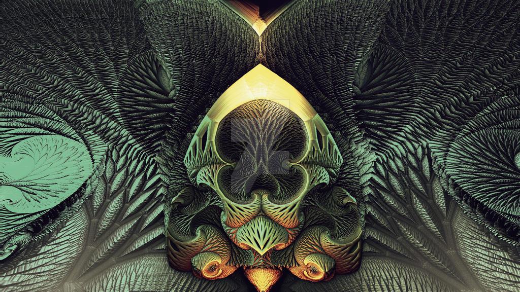 Hearth of the Mandelbrot Forest - v2