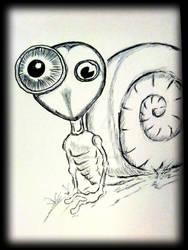 Snail Man - The most useless superhero!