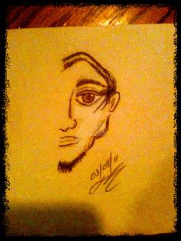 Half Face I