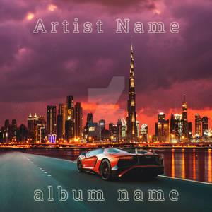Album Cover Example