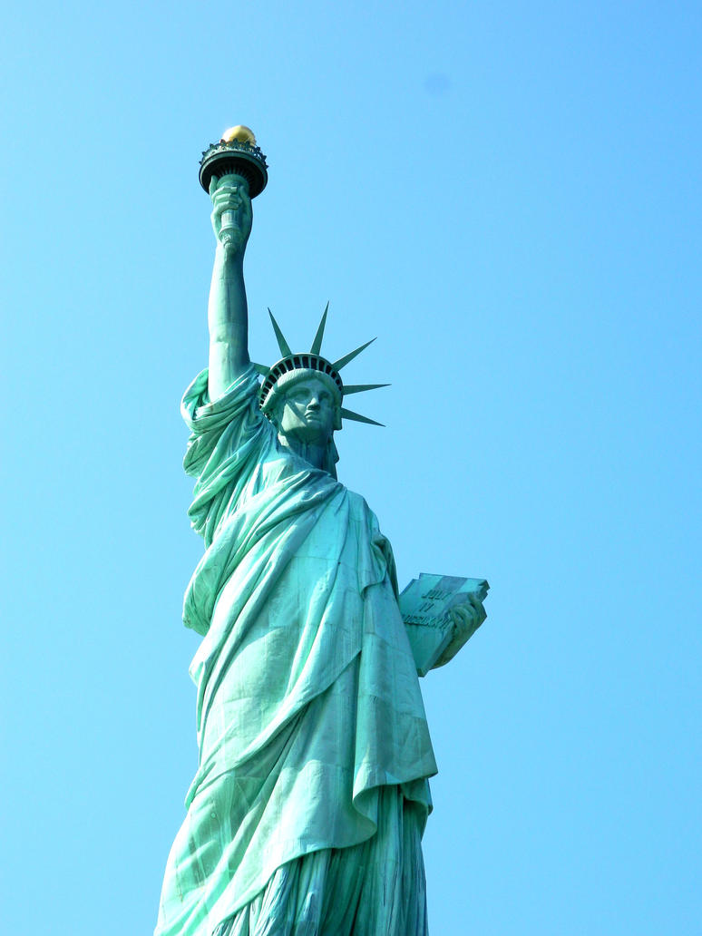 Statue of Liberty by ErinMariel