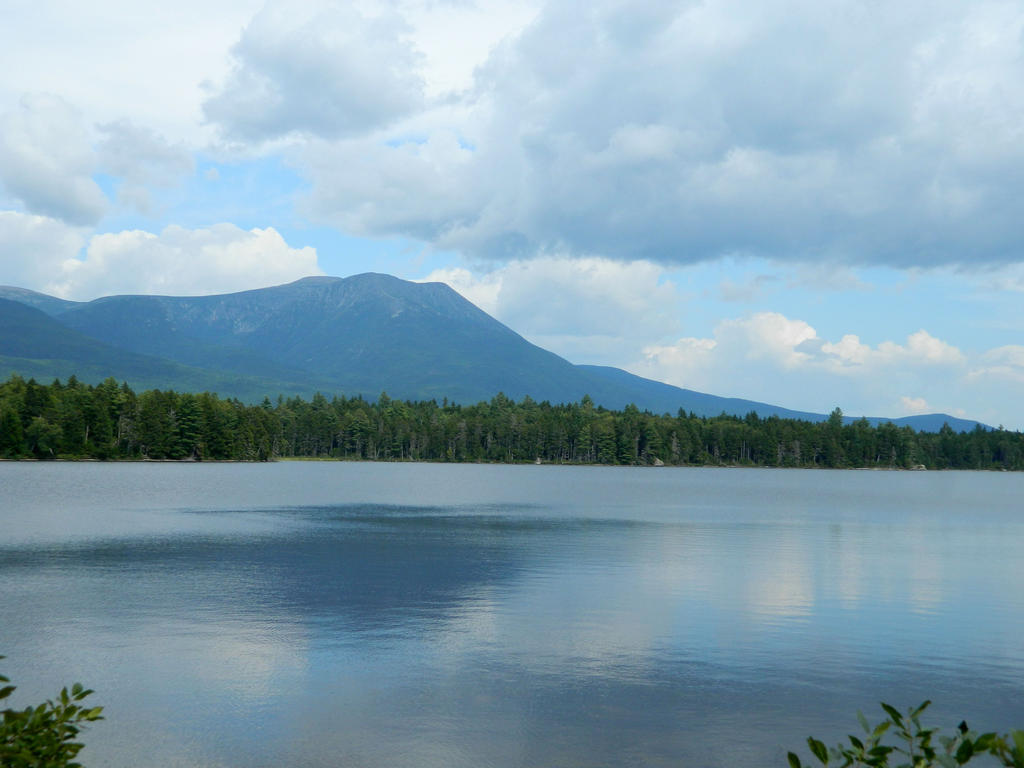 Across The Lake by ErinMariel