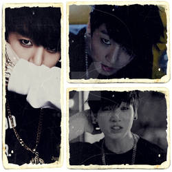 Jung Kook from BTS by BaraBlue