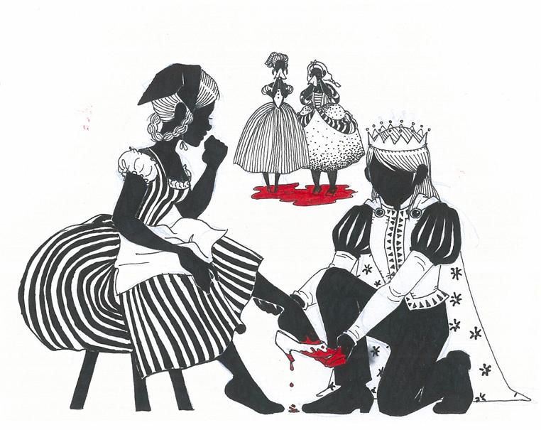 Cinderella by Dagger-teh