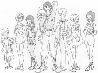 group by Dagger-teh
