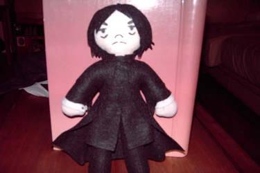 Severus Snape by Vickers-von-Stitch