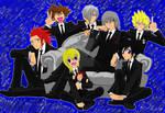 Kingdom Hearts_ Host Club