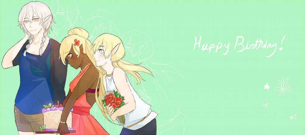 Happy Birthday! by knoc0ut