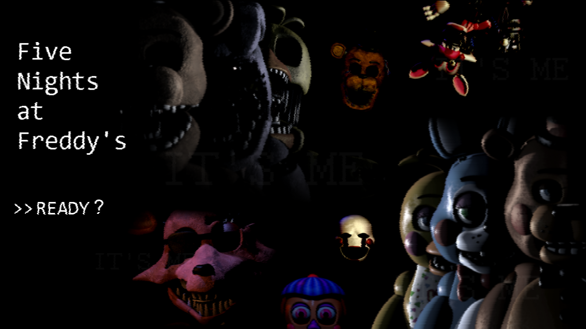 Backgrounds Five Nights At Freddys