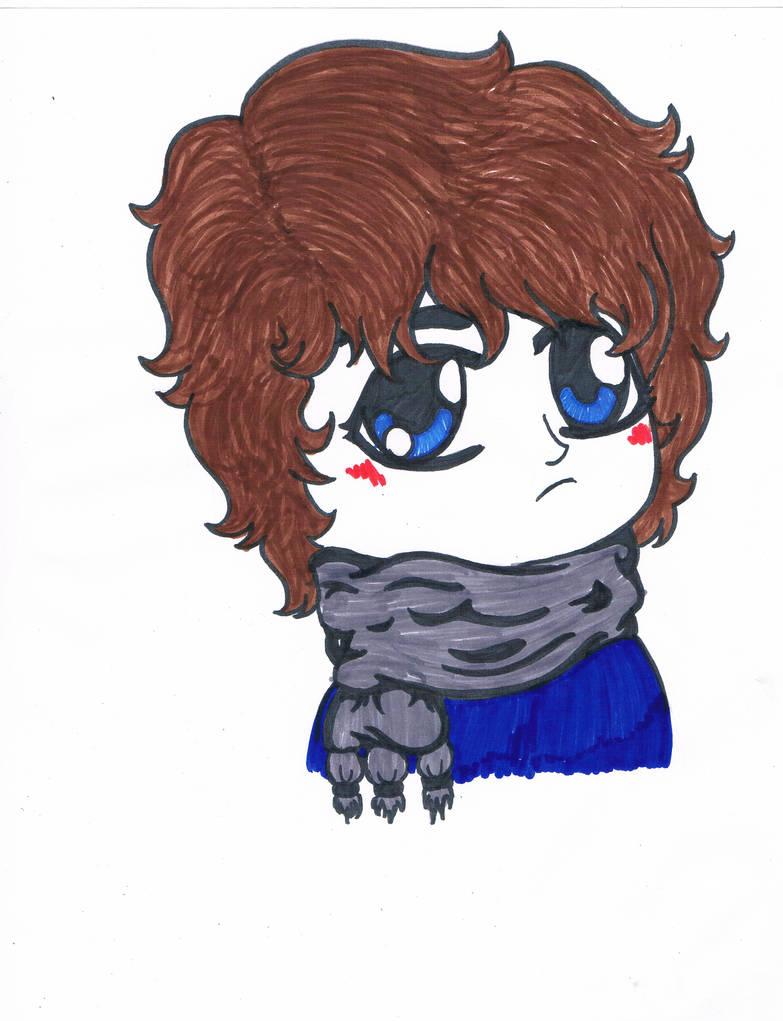 Chibi!Sherlock BBC