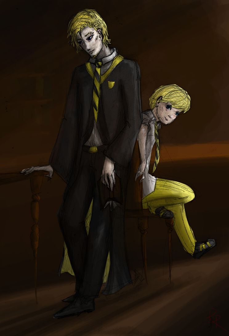 Event#6 - Le jaune & le noir  Yellow_and_black__mcmillan_s_hufflepuffs_by_redmarian-d80jxlo
