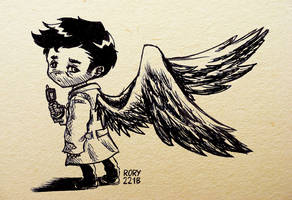 SPN - Waiting by Rory221B