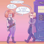 Doctor Who - Space Wives