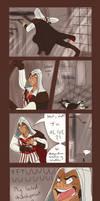 Suicidal Ezio