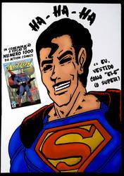 Em comemoracao a Action Comics numero 1000