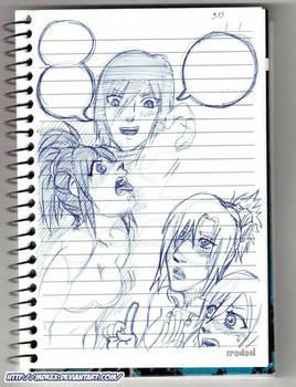 Sketchbook - Caderno de Rascunhos - 49