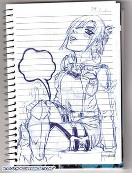 Sketchbook - Caderno de Rascunhos - 50