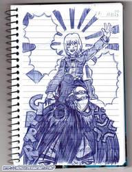 Sketchbook - Caderno de Rascunhos - 52