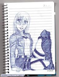 Sketchbook - Caderno de Rascunhos - 53
