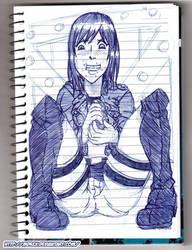 Sketchbook - Caderno de Rascunhos - 55