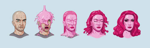 Goop facial transformation by GoopTG