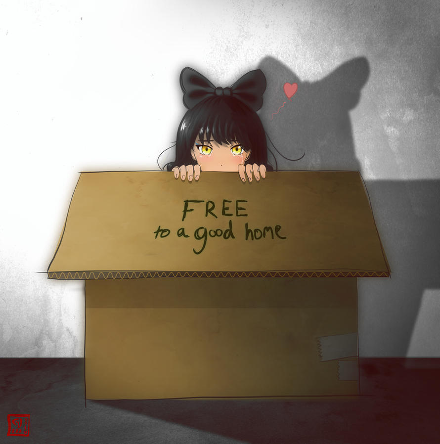 Free to a Good Home by ReallyBadWeather on DeviantArt