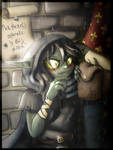 Nott the Brave - Critical Role Fanart